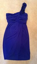 Joseph Ribkoff Electric Blue Dress Size Ten