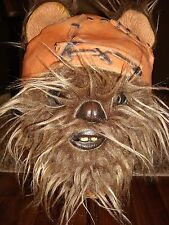 RARE!!! 1983 Star Wars EWOK Mask Don Post, Wicket W Warrick, Lucas Film