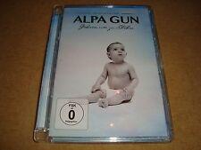 ALPA GUN - Geboren Um Zu Sterben  (PREMIUM EDITION mit CD + DVD)