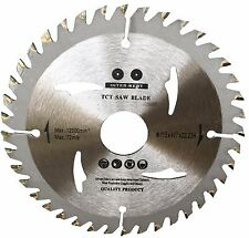 115mm Angle Grinder saw blade for wood and plastic 40 TCT Teeth.