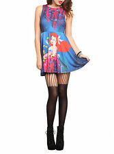 Hot Topic Women's Disney The Little Mermaid Dress Juniors Size Small