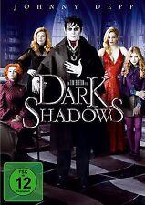 Dark Shadows von Tim Burton mit Johnny Depp, Michelle Pfeiffer, Eva Green NEU