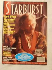 STARBURST MAGAZINE JUNE 1988 No 118 STORYTELLER  HELLRAISER 2 STAR TREK