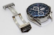 TAG Heuer Carrera CV2A10.FC6235 Wrist Watch for Men Head And Buckle Only Nice NR