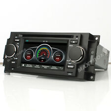Car DVD Navi Headunit  For Dodge Ram Durango Caliber Charger Dakota Free Camera
