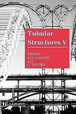 Tubular Structures No. 5 (1993, Hardcover)