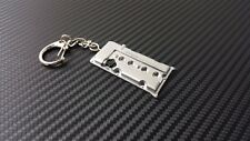 Phase 2  Metal Valve Cover Keychain for Nissan S13 S14 KA24 240SX
