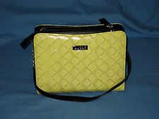 MICHE BAG PETITE shell CAMI lime green EUC!