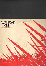 WISHBONE ASH - number the brave LP