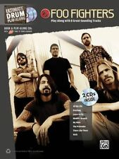 Foo Fighters Ultimate Drum Play Along 8 Songs! Book 2 Cd Set NEW! 50% OFF