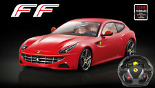 1/14 Scale Ferrari FF Ready to Run Die Cast RC Car w/ Simulated Steering Wheel