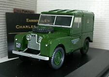 1:43 Scale Model 1958 Land Rover Series 1 88 Oxford Royal Mail Engineering Van