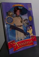 ANASTASIA ANYA Doll ~ Together in Paris ~ POOKA Dog ~ 1997 Galoob #23000 NRFB
