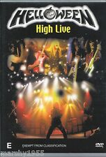 Helloween - High Live NTSC Region 4 DVD