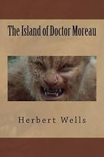 The Island of Doctor Moreau by Herbert George Wells (1896, Paperback)