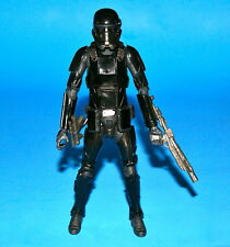 STAR WARS ROGUE ONE BLACK SERIES IMPERIAL DEATH TROOPER 25 LOOSE 6 INCH