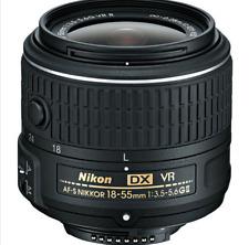 Nikon 18-55mm f/3.5-5.6 G VR II AF-S DX Nikkor Len