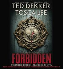 Forbidden  The Books of Mortals  2011 by Dekker, Ted; Lee, Tosca 16111 ExLibrary