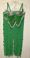 BELLY DANCE COSTUME GYPSY NEW SEXY BELLY DANCING 2 PIECES COSTUM