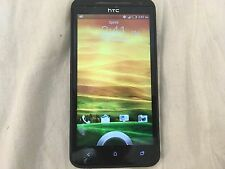EUC HTC Evo Black Red Sprint Beats Audio Speakers Cell Phone 32238