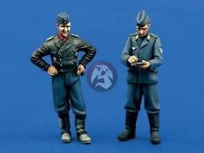 Verlinden 1/35 German Luftwaffe Pilot and Crew Chief WWII (2 Figures) 780