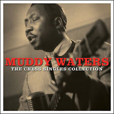 MUDDY WATERS  Greatest Hits* Import 3-CD BOX SET *80 Orig Songs *NEW & SEALED