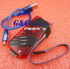 PICkit2 PIC KIT2 debugger programmer for PIC24 PIC32 PIC dsPIC M123