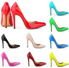 Sexy Lady's Womens Pointed Toe Stiletto Court Shoes High Heels Party Shoes Pumps