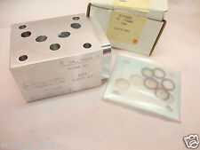 NEW Sun Hydraulics DBA Aluminum Hydraulic Valve Body with Gasket seals