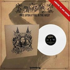 "The White Buffalo ""Il Était Une Fois In The West"" Ltd Blanc Vinyle - NEW"