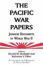 The Pacific War Papers: Japanese Documents of World War II-ExLibrary