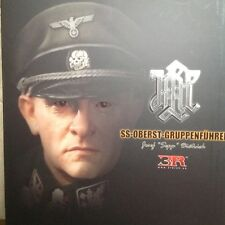 did dragon 3R action figure german Sepp Dietrich1/6 12'' boxed ww11