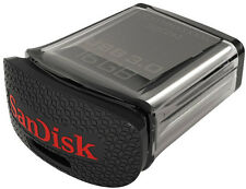 SanDisk Ultra Fit 16 GB USB 3.0 Flash Drive SDCZ43 16GB