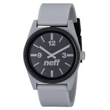 Neff Men's Duo Watch Gray streetwear accessories wrist watch