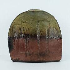 imposante skulpturale studio keramik VASE heiner balzar für steuler 70er jahre