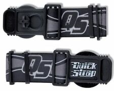 GOGGLE QUICK RELEASE STRAPS STRAP HELMET BLACK MOTOCROSS ENDURO SCOTT SMITH