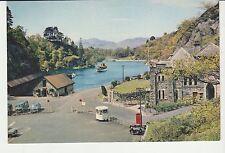 Vintage unused Arthur Dixon Postcard Loch Katrine, The Trossachs, 4204
