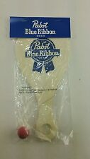 NOS Pabst Blue Ribbon Paddle Racket Ball Party Game Brand New Fast Free Shipping