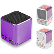 Gembird Mini Portable Micro SD USB Stereo Speaker Music Player For PC Laptop