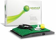 Brand New 2015 Optishot 2 Golf Simulator Swing Training Aid Infrared Optish