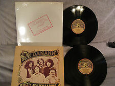 2 Records 1 Price! De Danann, Selected Jigs Reels & Songs / Star Spangled Molly