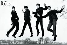 ROCK POSTER The Beatles Jump