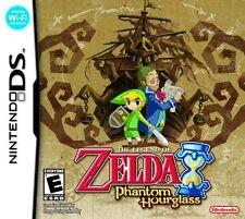 The Legend of Zelda Phantom Hourglass NTSC Nintendo DS NEW