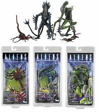 NECA ALIENS SERIES 10 ACTION FIGURES SET of 3 MANTIS, GORILLA, FACEHUGGER ALIEN