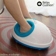 Relax Cushion beheiztes Fußmassagegerät, Infrarot Wärmefunktion Fußmassage