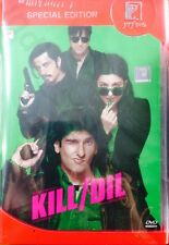 KILL DIL - 2014 BOLLYWOOD MOVIE 2 DVD SPECIAL EDITION / RANVEER SINGH, PARINEETI