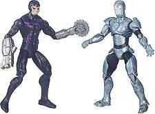 HASBRO MARVEL LEGENDS MECHANICAL MASTERS 2 PACK 3.75 ACTION FIGURE IRON MAN