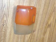 ISUZU TRUCK FRONT TURN SIGNAL / PARKING LIGHT LENS-LEFT SIDE-NPR & GMC W SERIES
