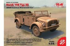 ICM 35505 1/35 Horch 108 Typ 40 WWII German Personnel Car