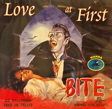 LOVE AT FIRST BITE - 25 Halloween Treats